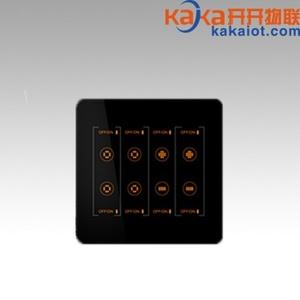 8键智能触摸面板