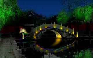 园林景观照明控制系统在青岛世园会照明项目中的应用