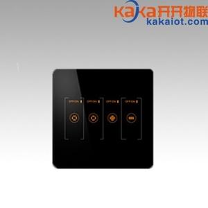 4键智能触摸面板