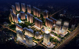 产业园区照明控制系统在西安高新区项目中的应用