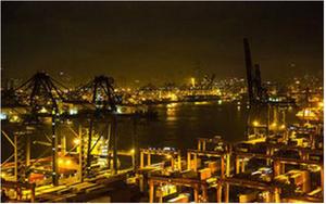 港口照明监控云平台